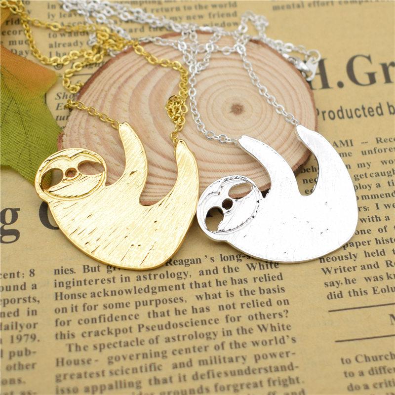 """Slothie"" - Necklace 3"