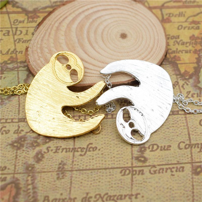 """Slothie"" - Necklace 4"