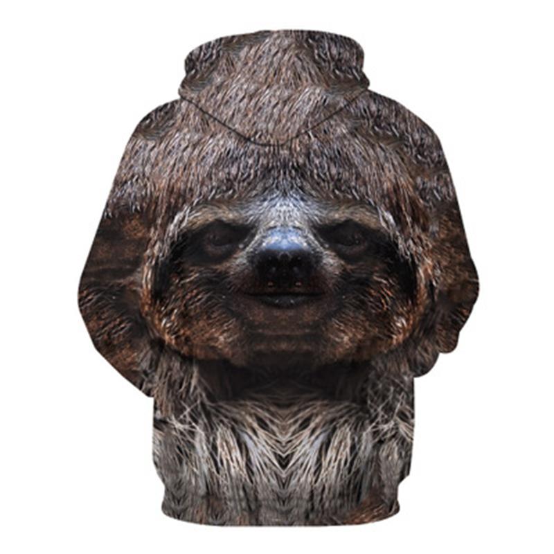 """""""FullSloth"""" - Sloth Hoodie 1"""