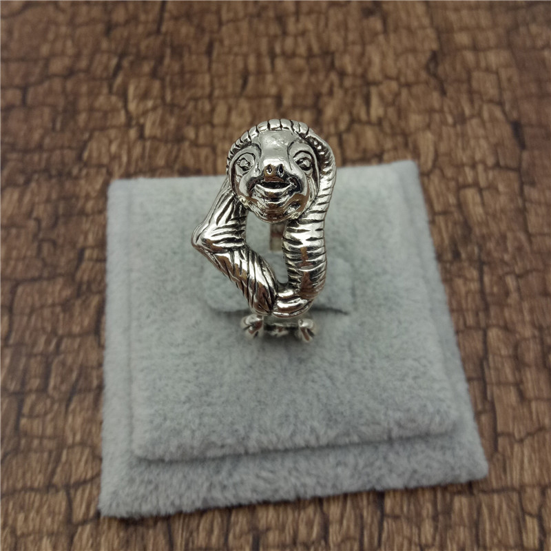 """Vintage"" - Sloth Ring 5"